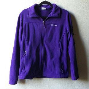 Columbia Sportswear Zip Up Jacket